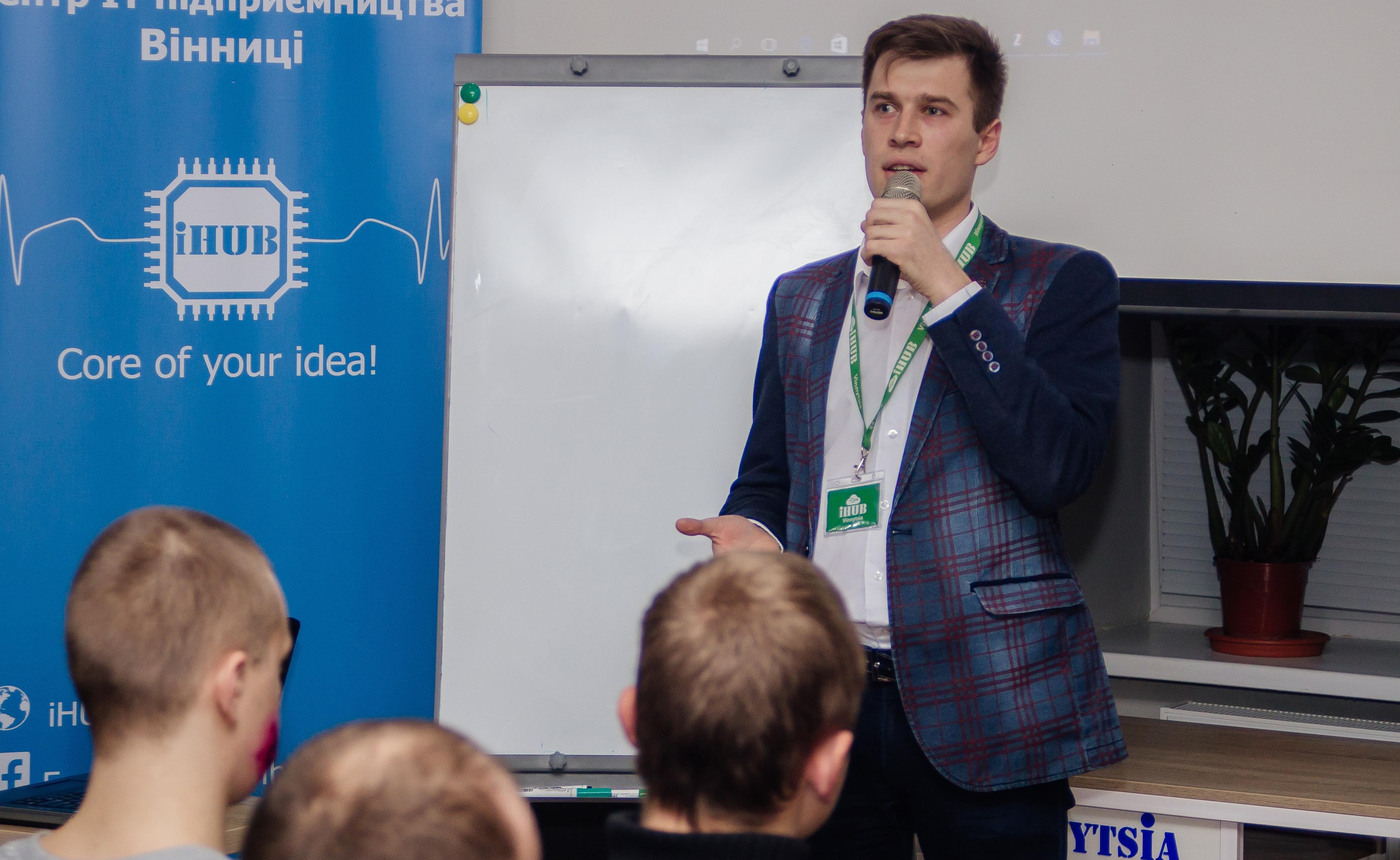 """Від онлайн-таксі до шкільного аукціону: у Вінниці відбулась третя """"битва"""" стартаперів"""