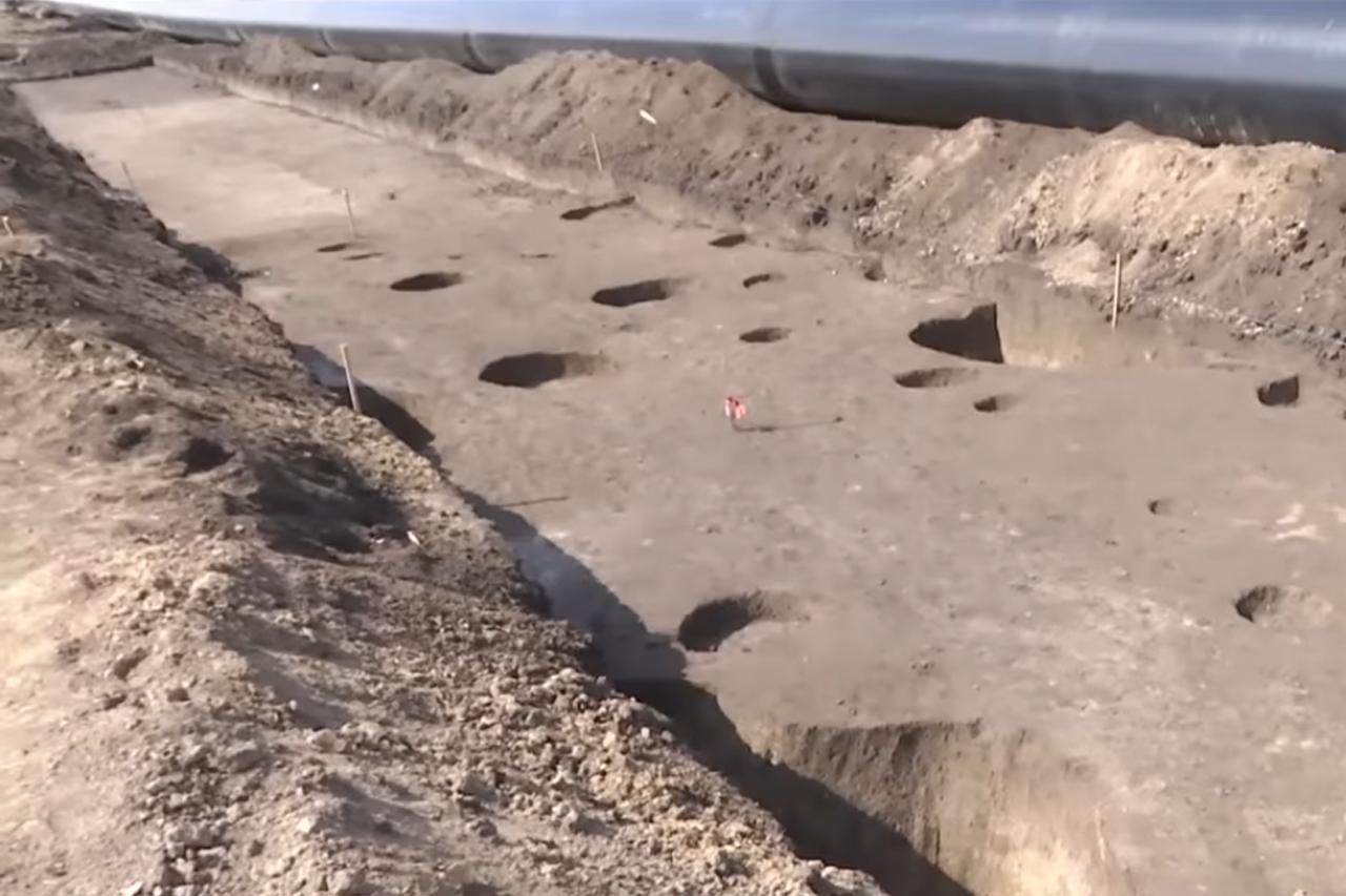 На Вінничині почалися розкопки унікального поселення віком понад 2000 років. ВІДЕО