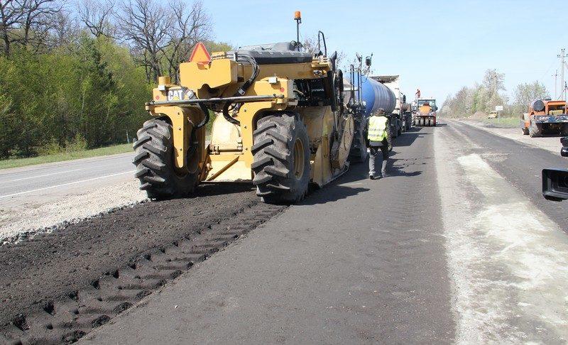 На Вінниччині розпочато ремонт міжнародної траси М-21, на черзі – об'їзні