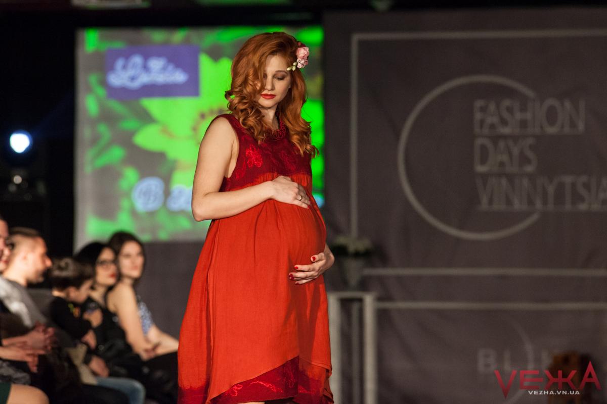 Вагітні на подіумі та моделі овер-сайз: стартували «Вінницькі дні моди»
