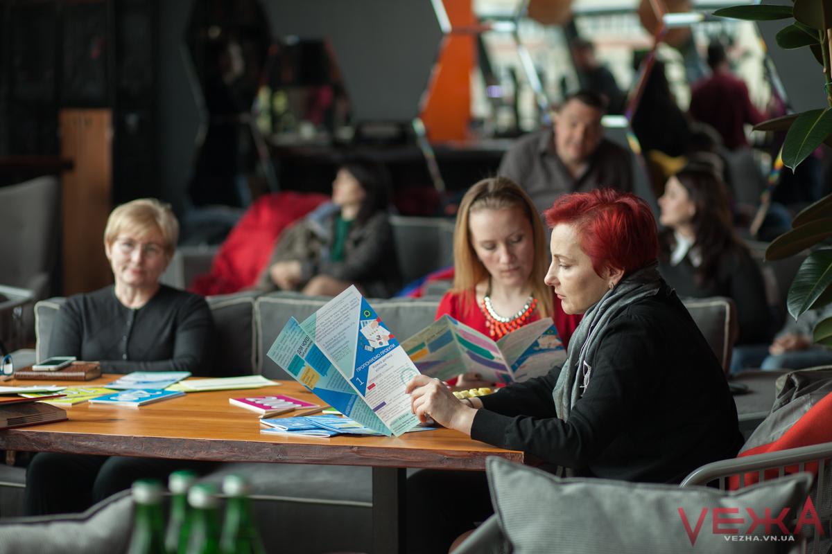 «Еко-реабілітація», «Lapkam.com» та інші: на соціальні проекти вінницький бізнес віддав 62 тисячі