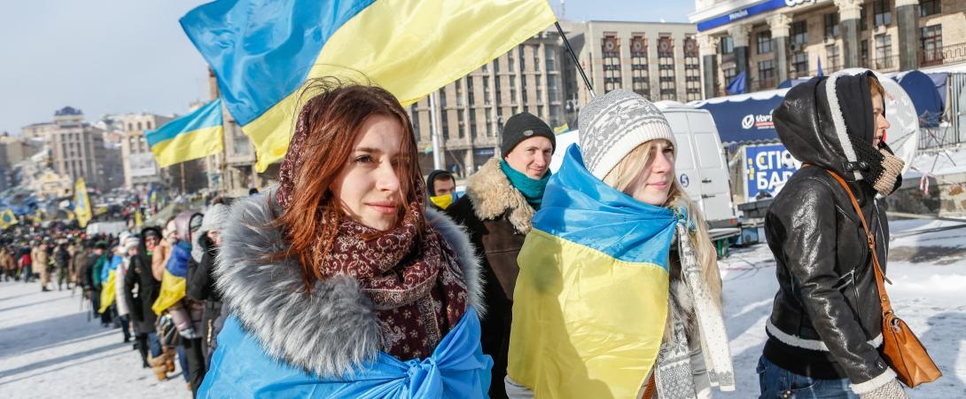 Здобути гідність: у Вінниці покажуть стрічку «Жінки Майдану»