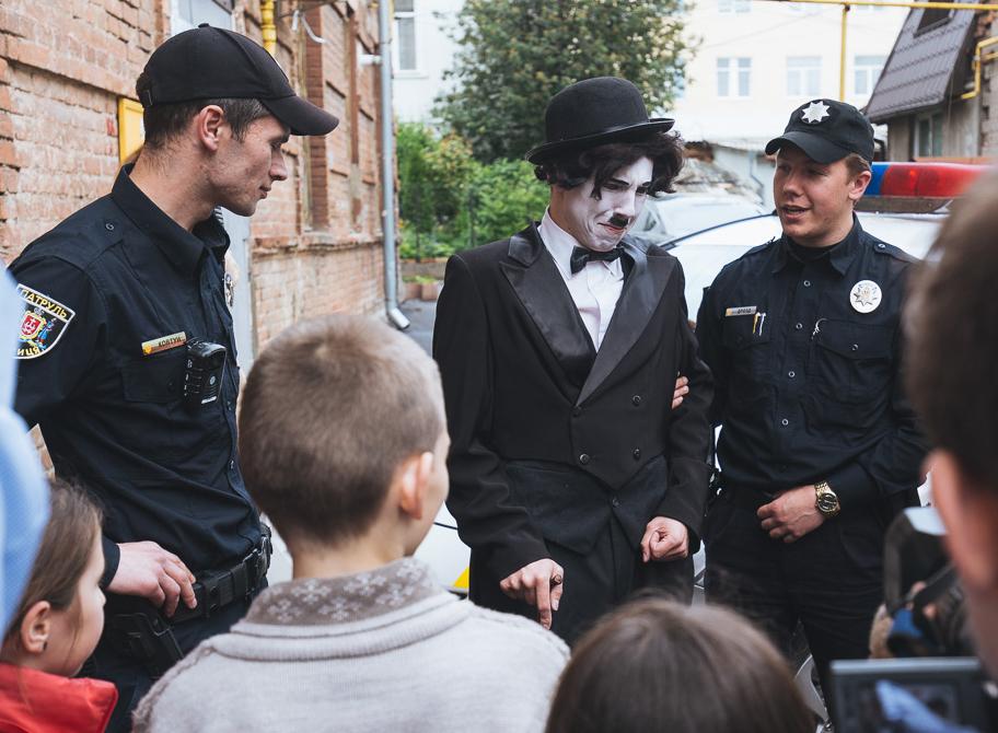 У Вінниці розпочався міжнародний «Чілдрен кінофест»