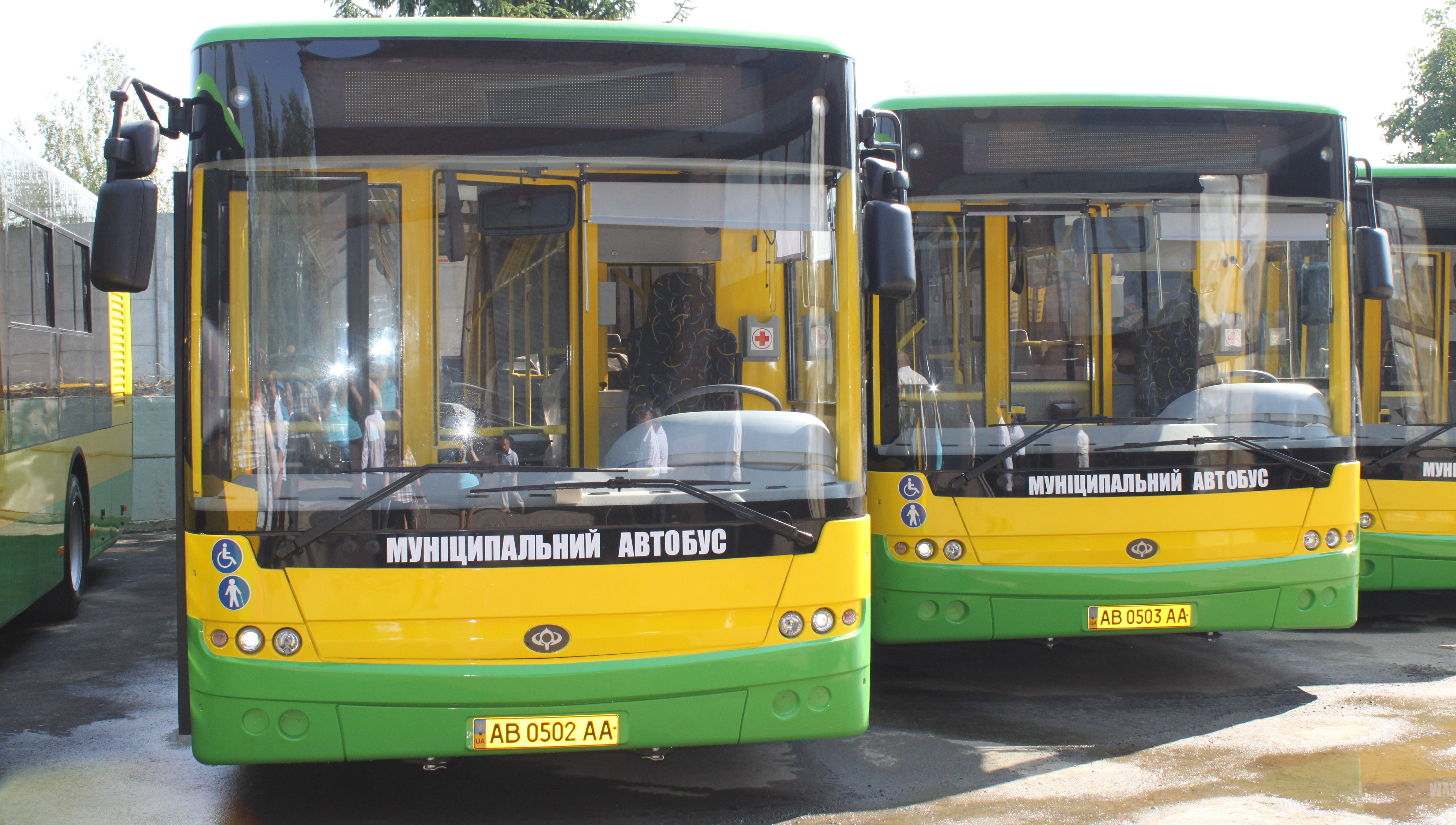 Щоденно та у вечірній час: у Вінниці змінено графік руху автобусу з міста до аеропорту