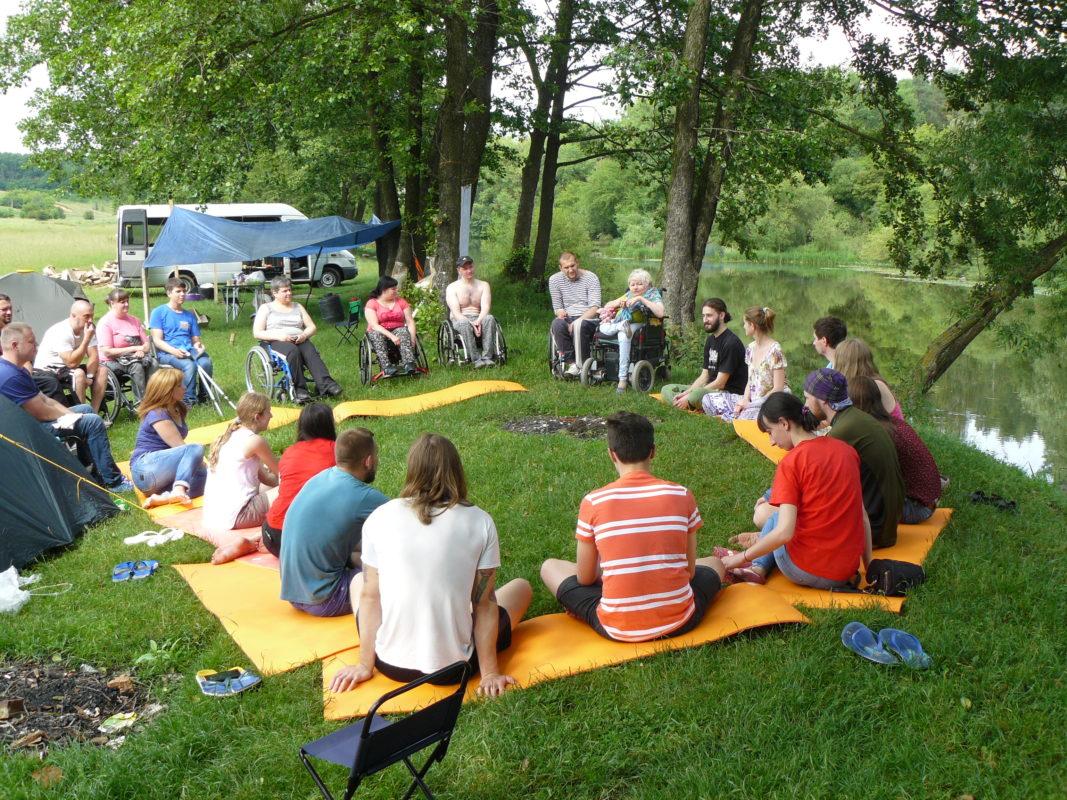 Понад півсотні учасників їдуть у Вінницю на інклюзивний «Connection camp 2.0»