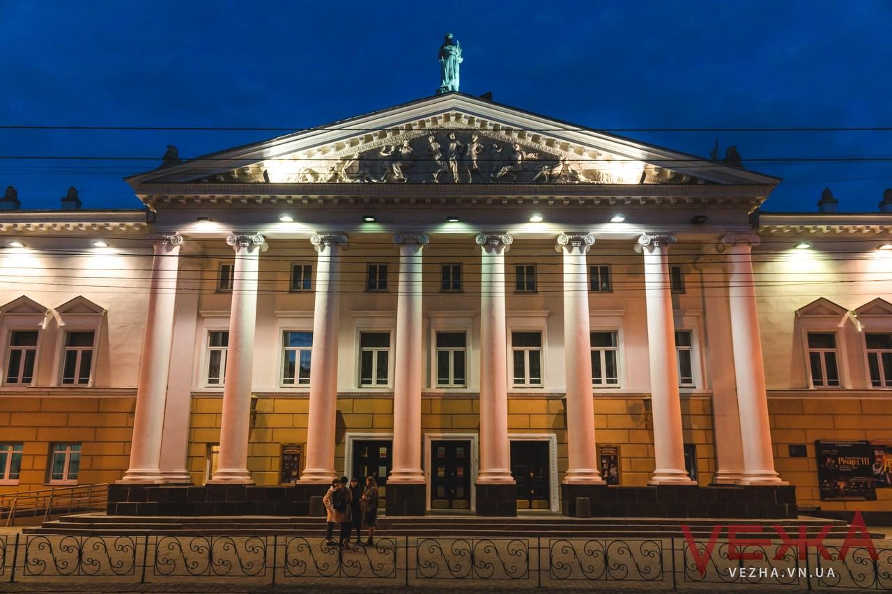 Прохолодно влітку, тепло взимку: у театрі Садовського встановлять кондиціонерів на 5 мільйонів