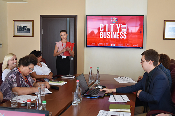 """Вісім """"міських проривів"""": у Вінниці презентували унікальну бізнес-платформу"""