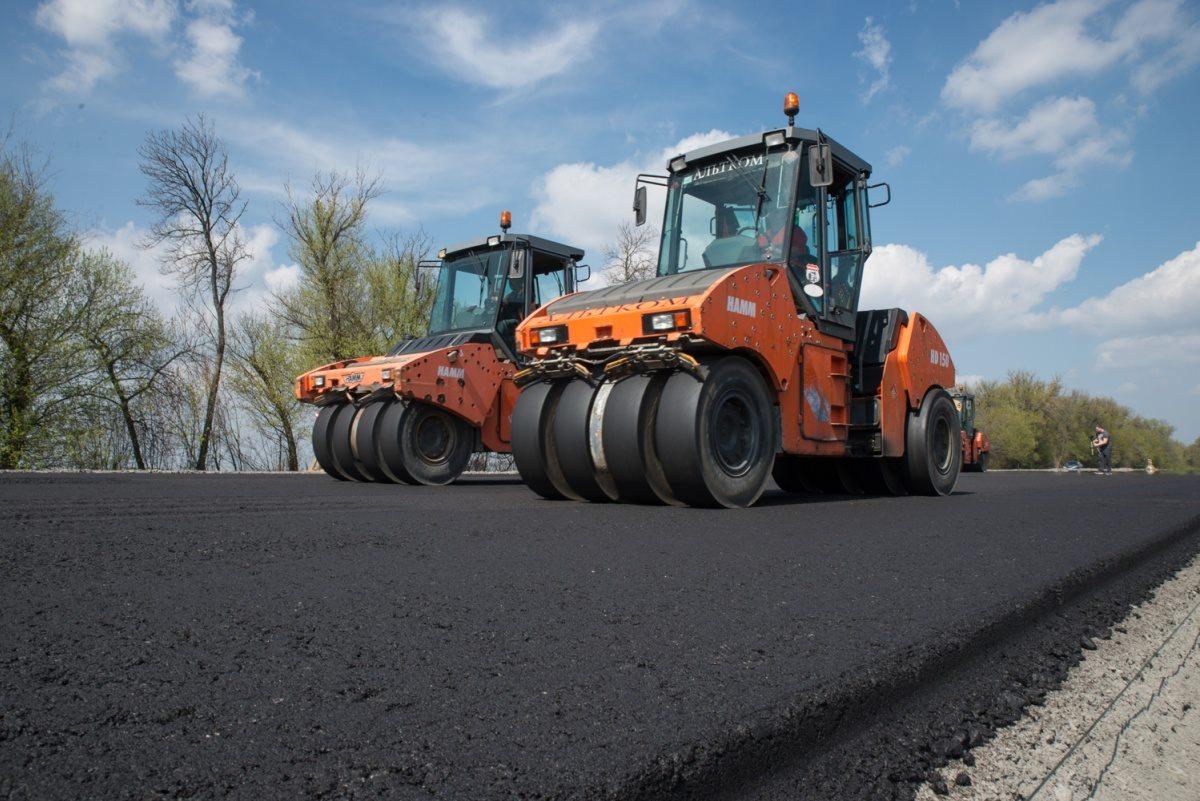 За 10 мільйонів та два місяці у Вінниці збудують дві нові дороги