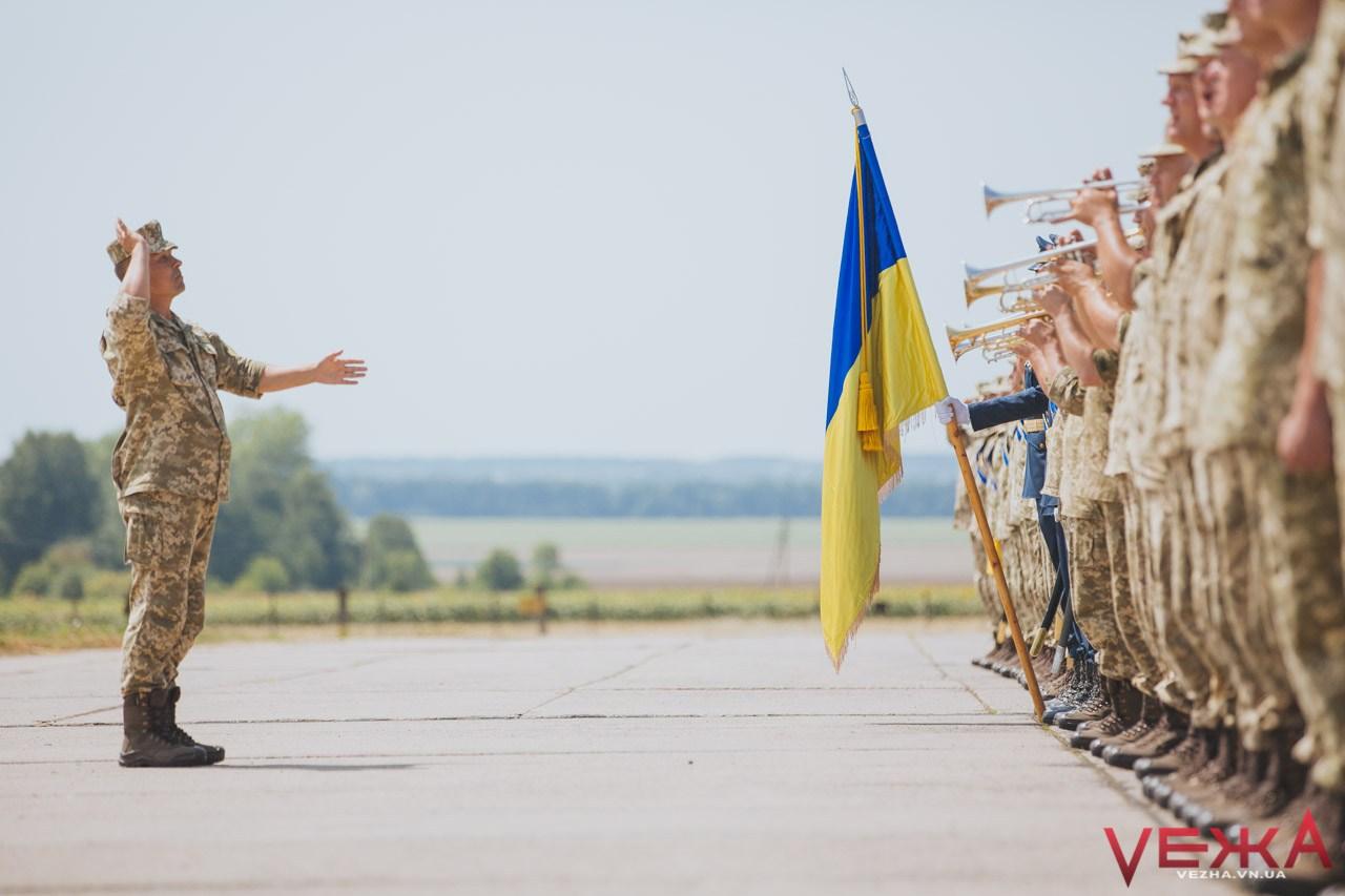 У Києві на День Незалежності гратиме вінницький військовий оркестр