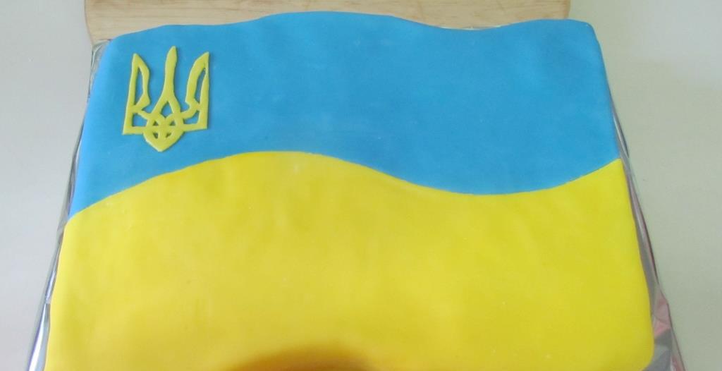 У Вінниці робитимуть селфі з прапором-тортом, а потім – пригостять ним усіх охочих