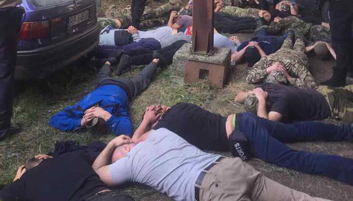 Справа «метанівських рекетирів» майже розкрита: 11 затриманих бойовиків пішли на угоду зі слідством
