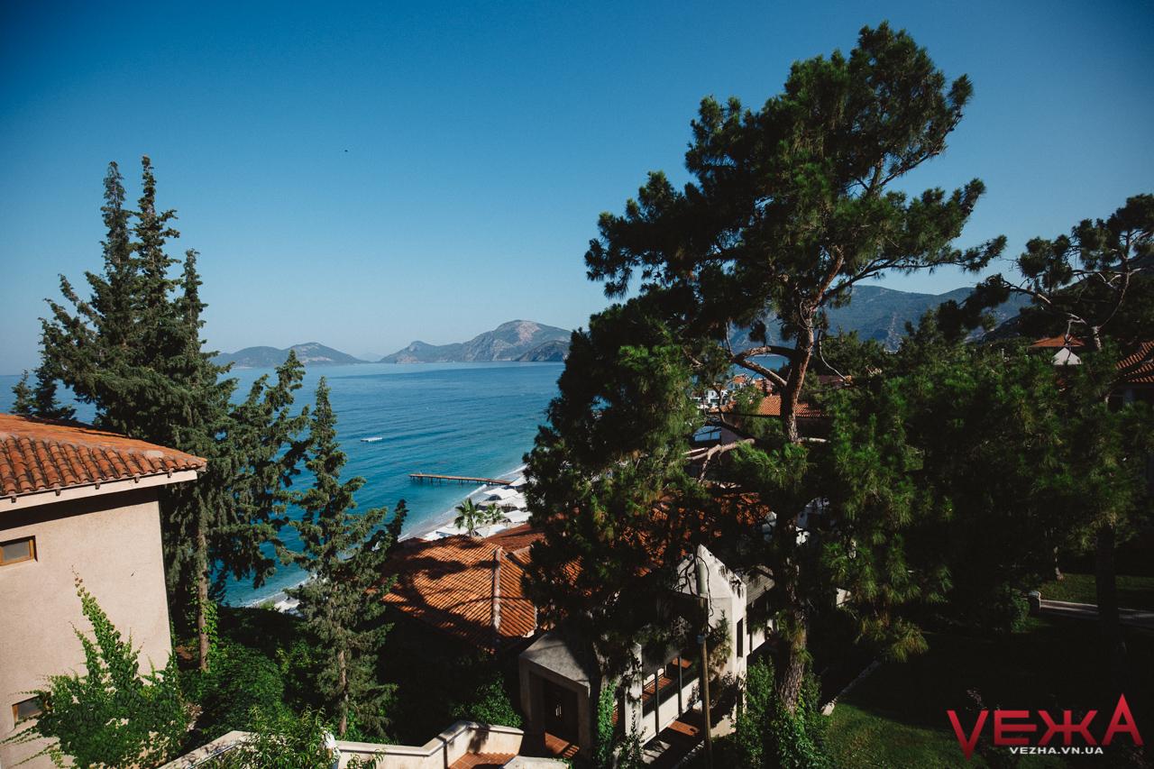 Топ 20 фото з берегів Туреччини