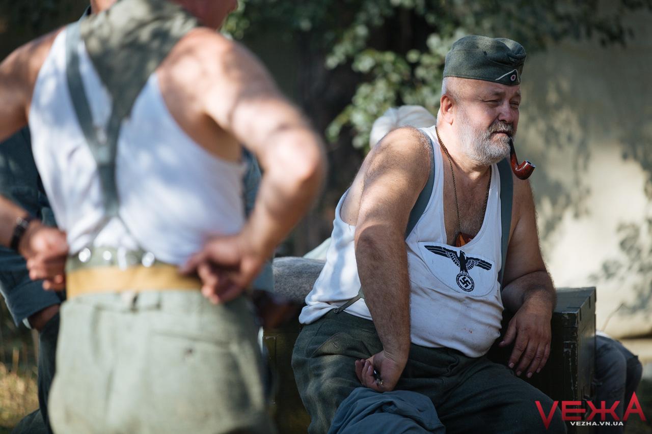 Вермахт та УПА вже зайшли на ставку Гітлера: готуються до завтрашнього бою. ФОТОРЕПОРТАЖ