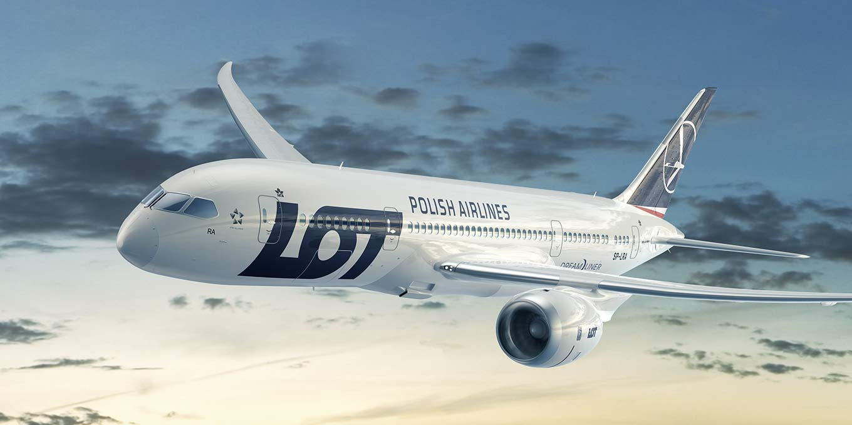 Польська авіакомпанія LOT може почати літати до Вінниці