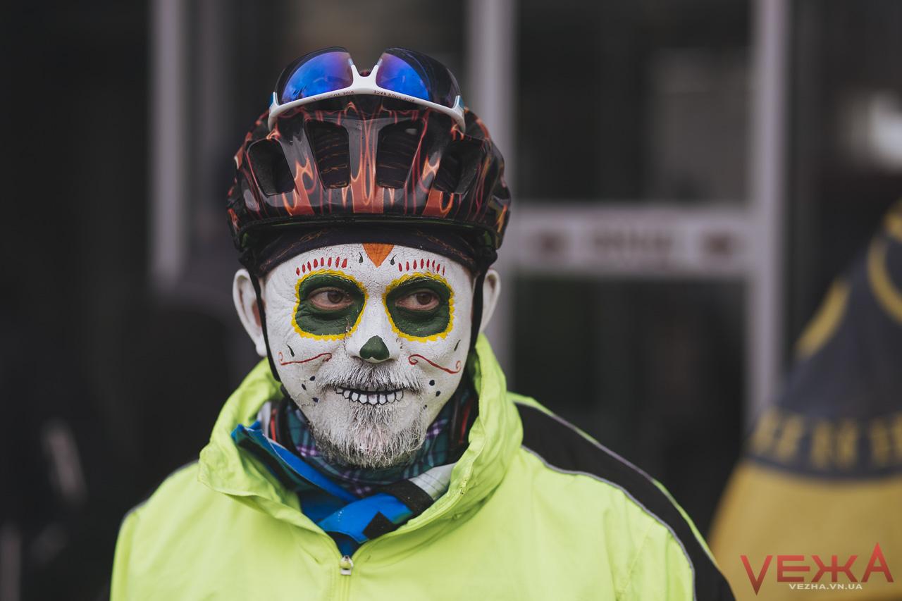 «Велосипедний Хеловін»: у неділю у Вінниці відбудеться костюмований велопарад