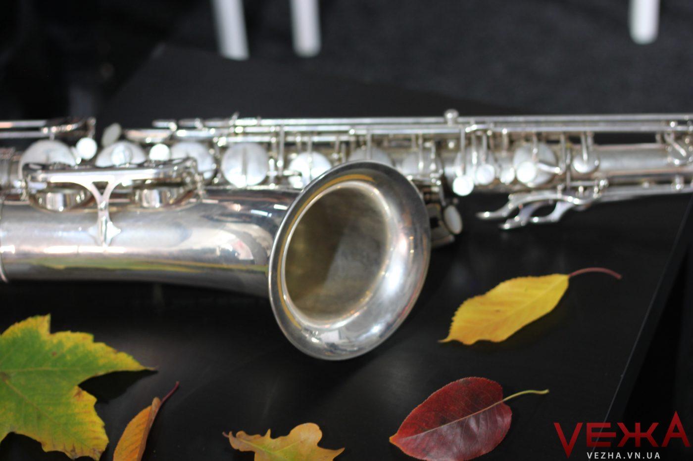 П'ять днів саксофону: у Вінниці вчетверте відбудеться Adolphe Sax Festival. ПРОГРАМА