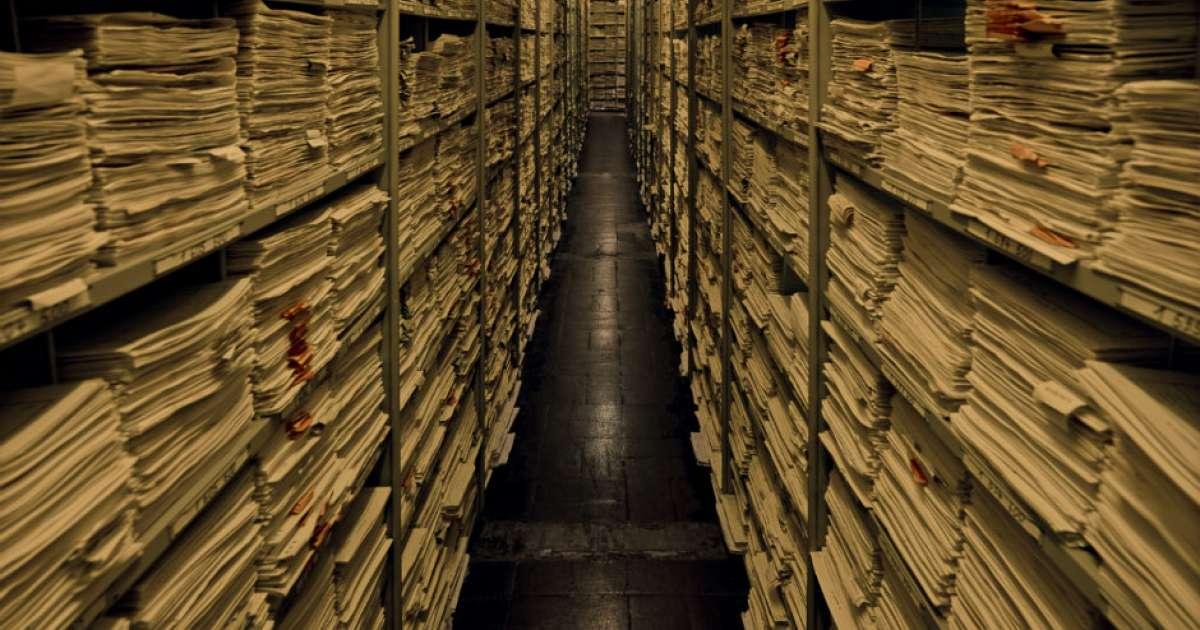 Оцифрувати історію: Вінницький архів планує перевести в електронний вигляд усі свої фонди