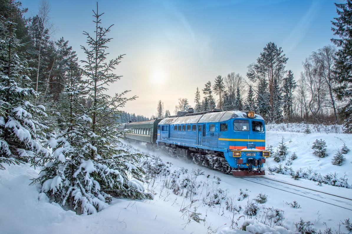 На зимові свята через Вінницю призначили додаткові потяги до Львова та Одеси