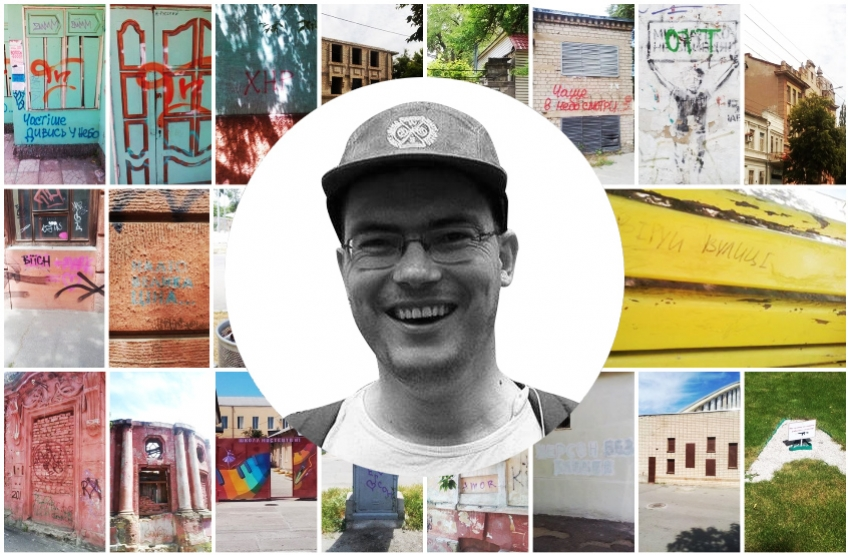 Маріупольський режисер Сашко Протяг покаже у Вінниці короткометражки про життя