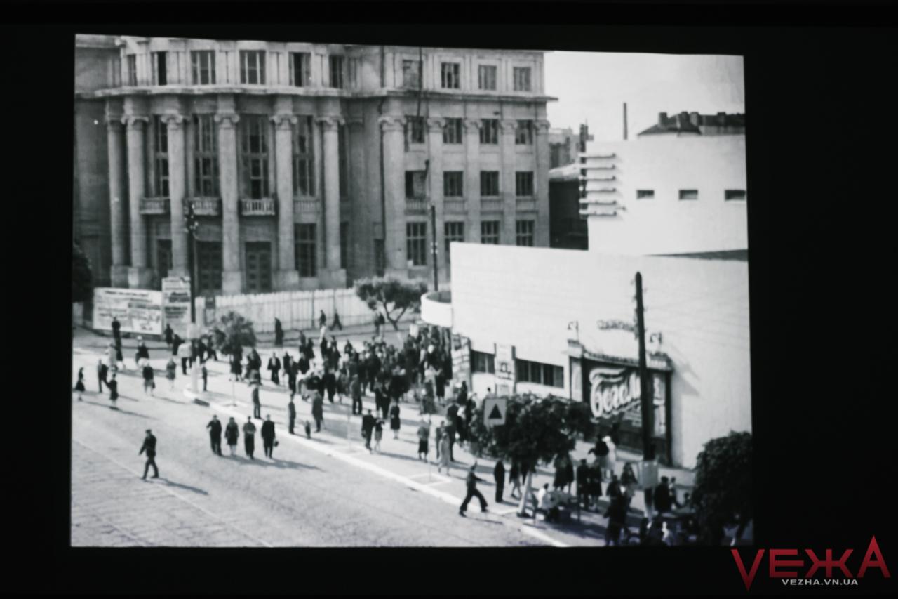 Унікальну кінохроніку Вінниці 1927 року показали на ювілеї музею Коцюбинського. ФОТО, ВІДЕО
