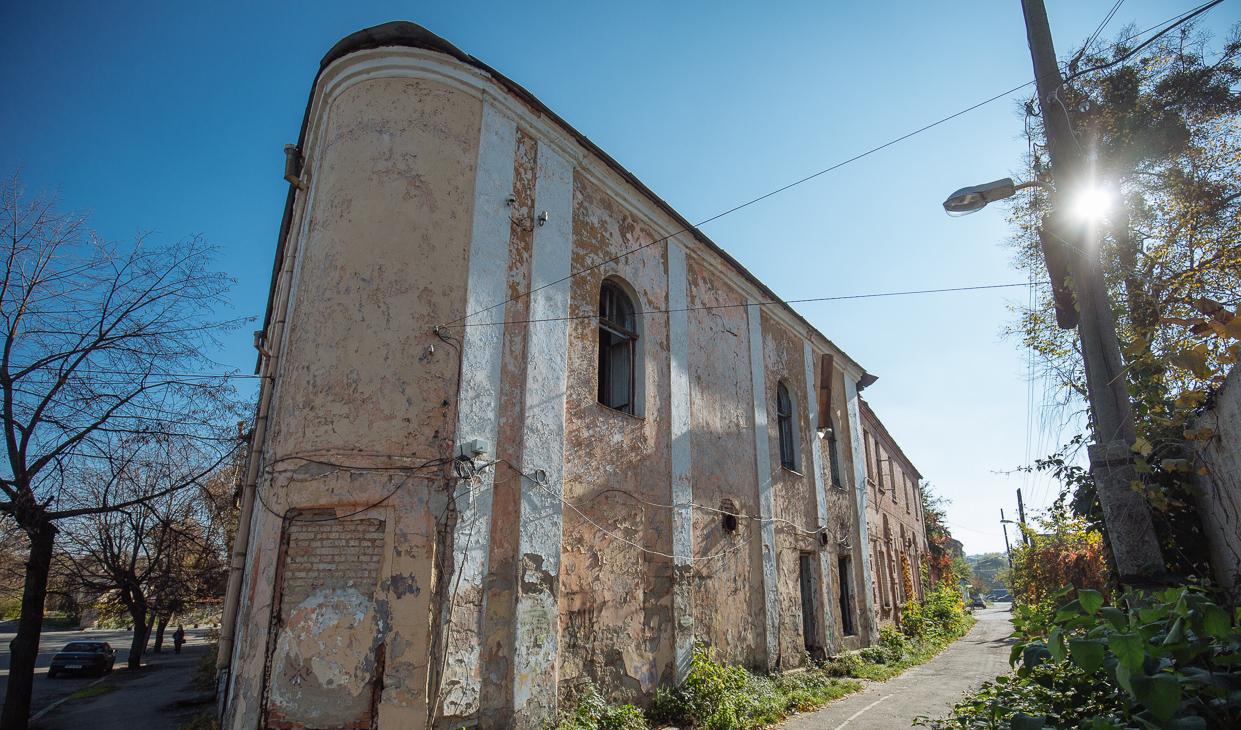 Місця, які можуть стати культовими: ТОП-5 занедбаних локацій Вінниці. ФОТО