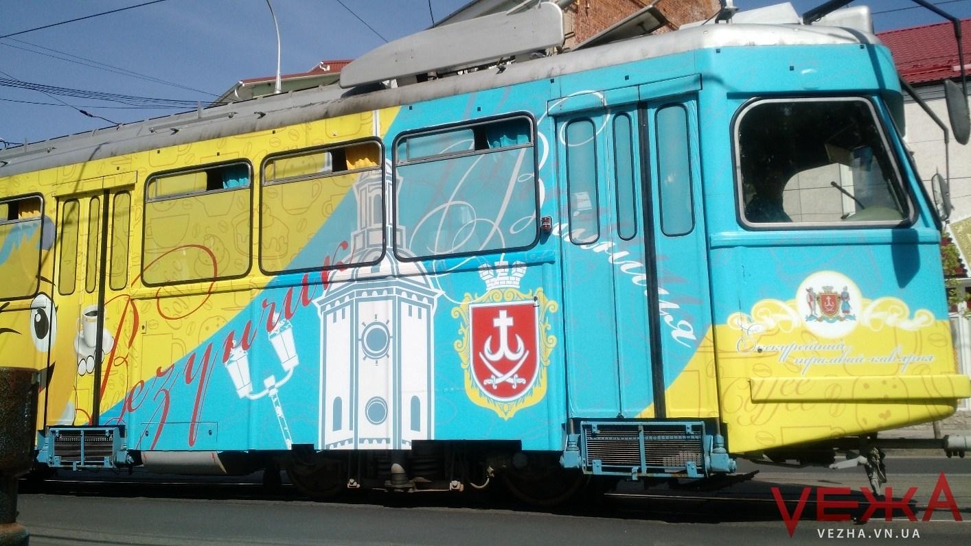 Ретро-тролейбус, «Везунчик» та VinWay: у Вінниці музейники влаштовують святкові покатеньки