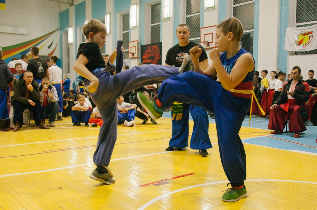 Пилат і бойовий гопак: у Вінниці відбувся національний чемпіонат з українського бойового мистецтва