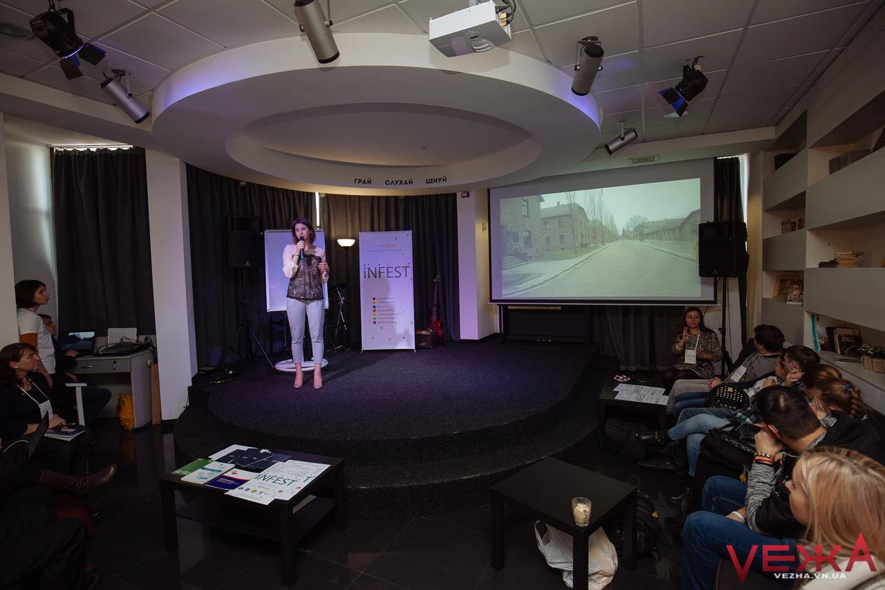 У Залі Гідності та Свободи у Вінниці вдруге відбувся Фестиваль рівних можливостей INFEST. ФОТО