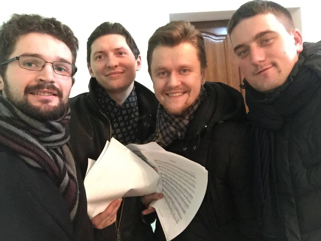 """Колядки та гарний настрій: ансамбль """"Астерій"""" виступатиме на Різдво у Вінниці для всіх охочих"""