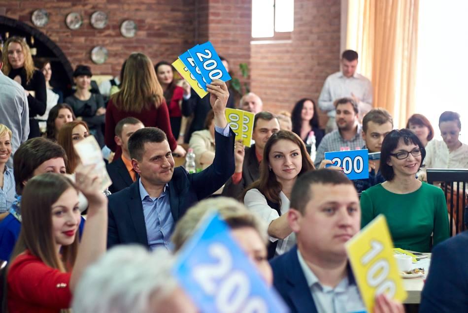 «Подільська громада» оголосила про початок третього конкурсу соціальних проектів для Вінниці