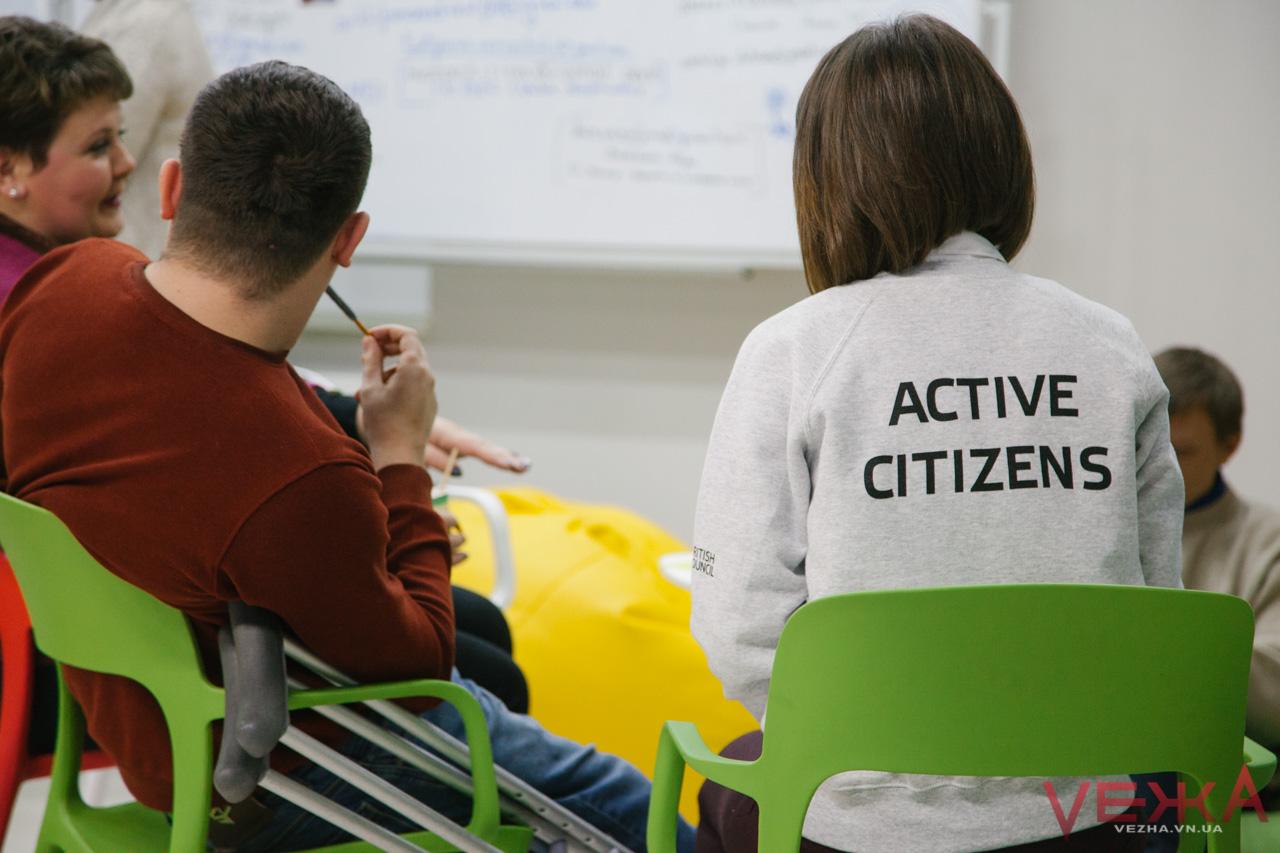Вінниця зібрала понад 700 тисяч гривень на 31 пітчинг-ідею для міста. ФОТО