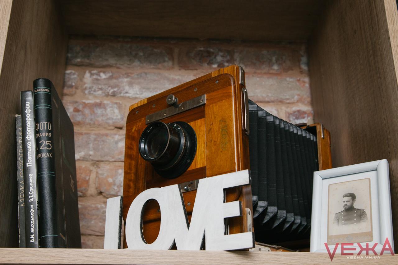 Кава, фото та любов: на День Святого Валентина у Вінниці відкрили кав'ярню-музей. ФОТОРЕПОРТАЖ
