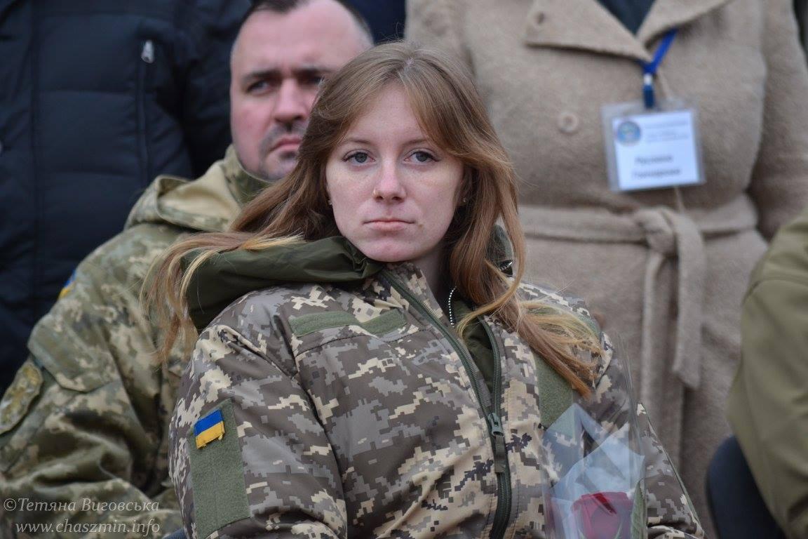 Вінницька військова перемогла у конкурсі краси і планує взяти участь у «Іграх нескорених». ФОТО