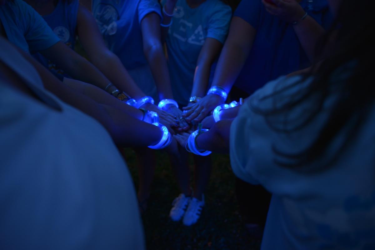 """Вінницю """"запалять синім"""" до Дня поширення інформації про аутизм"""