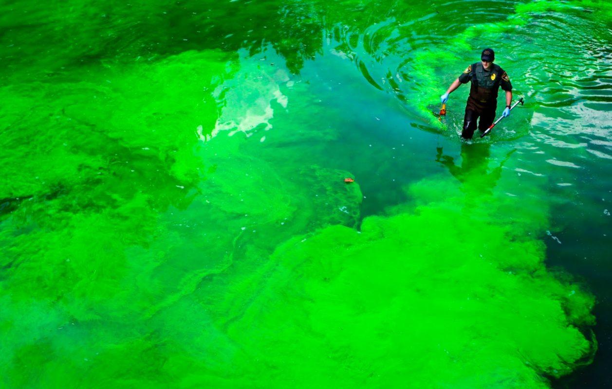 По вінницьким батареям знову потече зелена вода. АДРЕСИ