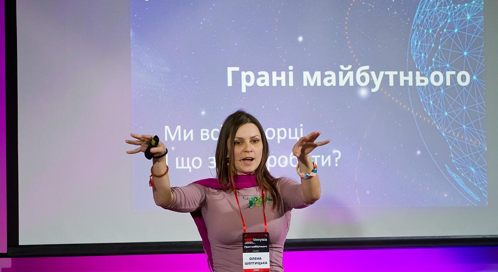 Повернення TEDx Vinnytsia: стовбурові клітини, лайки замість дипломів і світ, який радикально змінюється