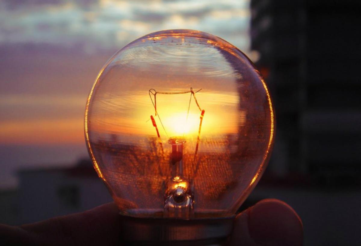 Протягом квітня у Вінниці 31 раз відключатимуть електроенергію. ГРАФІК