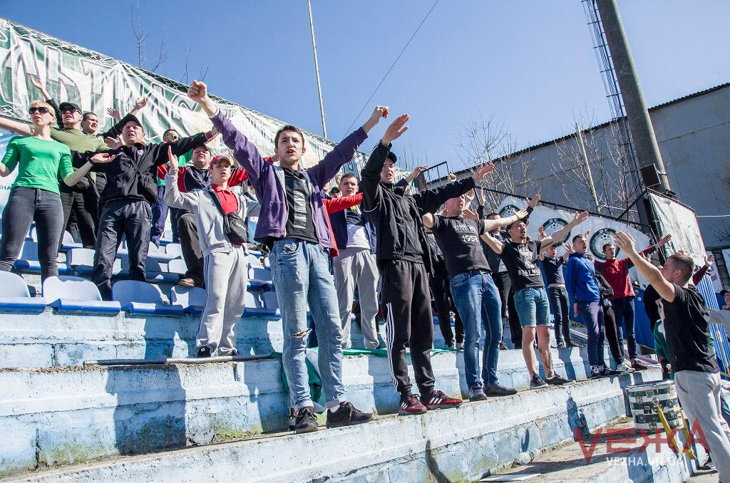 Вінничани показали тернополянам чия «Нива» сильніша. ФОТО
