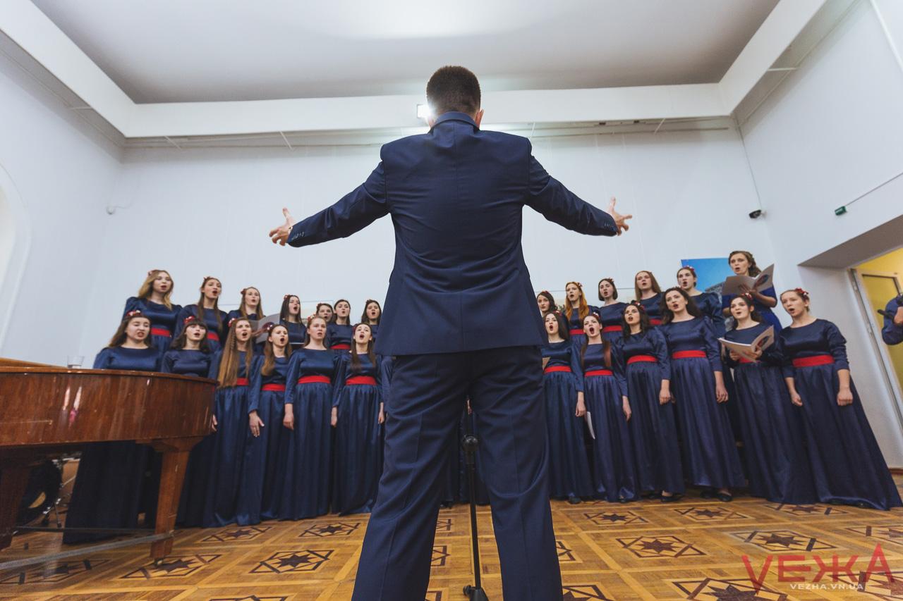 У Вінниці вперше прозвучить світова класика українською