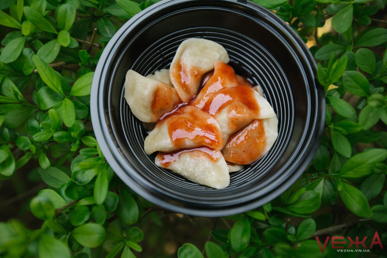 Японські пельмені, вареники з качкою та краби у клярі: ТОП-7 смаколиків Vinnytsia Food Fest. ФОТОРЕПОРТАЖ