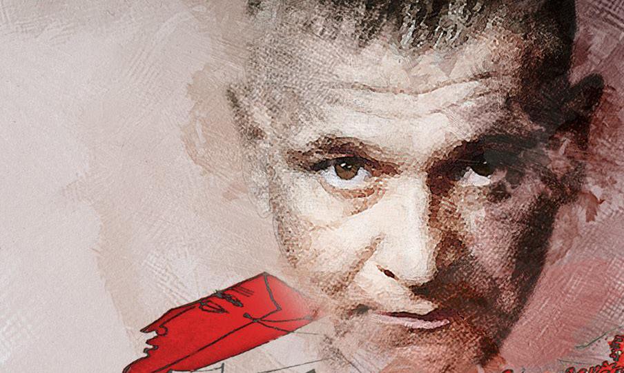 Автор «мистецького безвізу» для українців: у Вінниці презентують унікальну виставку про Ігоря Костецького