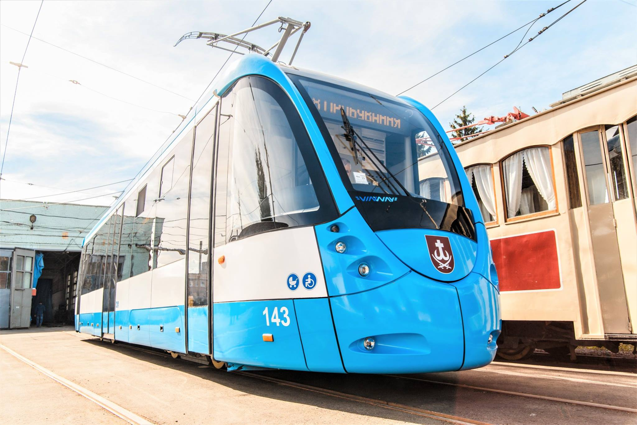 Вінницькі трамваї та тролейбуси у 2019 році перевезуть пасажирів на понад півмільярда