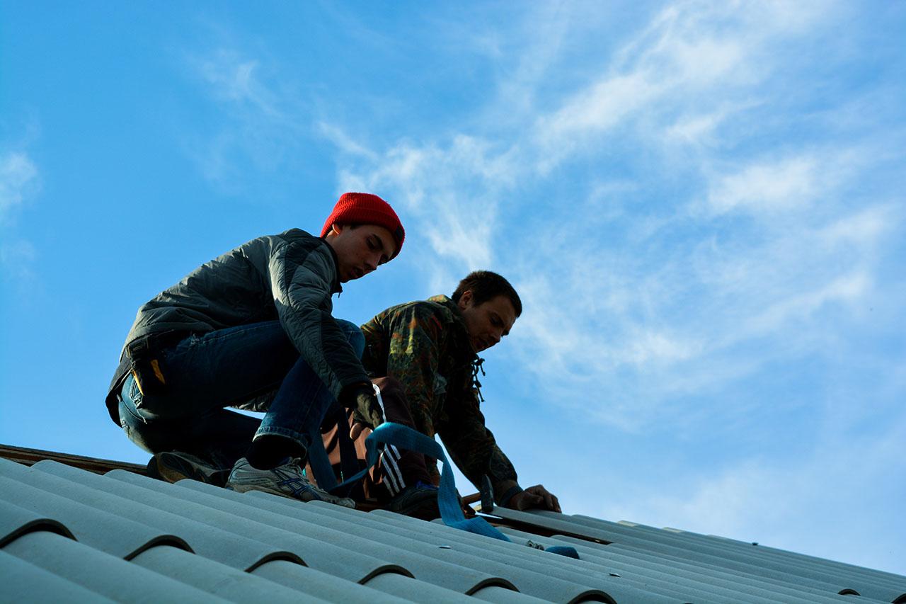 БУР у Барі: волонтери з усієї країни ремонтуватимуть будинки та облаштують міський простір