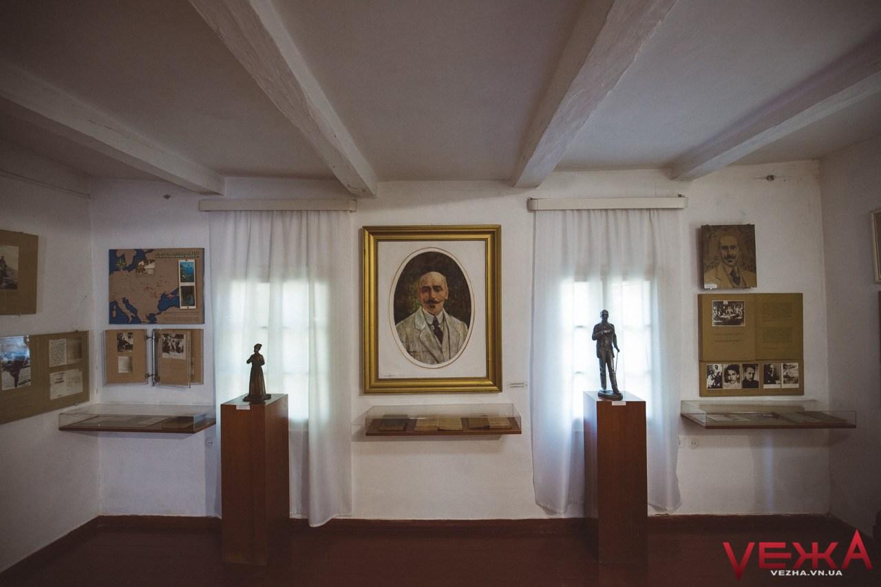 У Вінниці хочуть оновити музей Коцюбинського: шукають розробника проекту