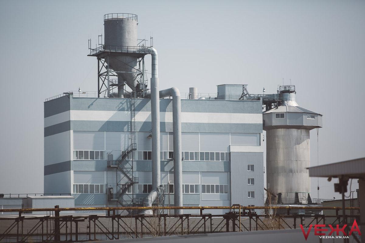 За забруднення повітря «Вінницяпобутхім» сплатить понад 84 тисячі штрафу