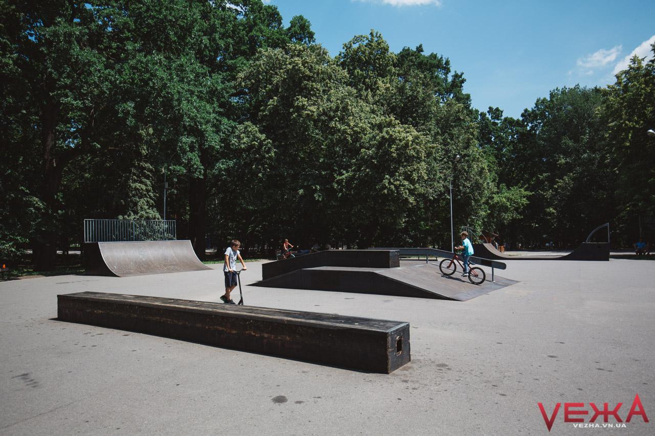 У Вінниці просять збудувати новий скейтпарк. ПЕТИЦІЯ