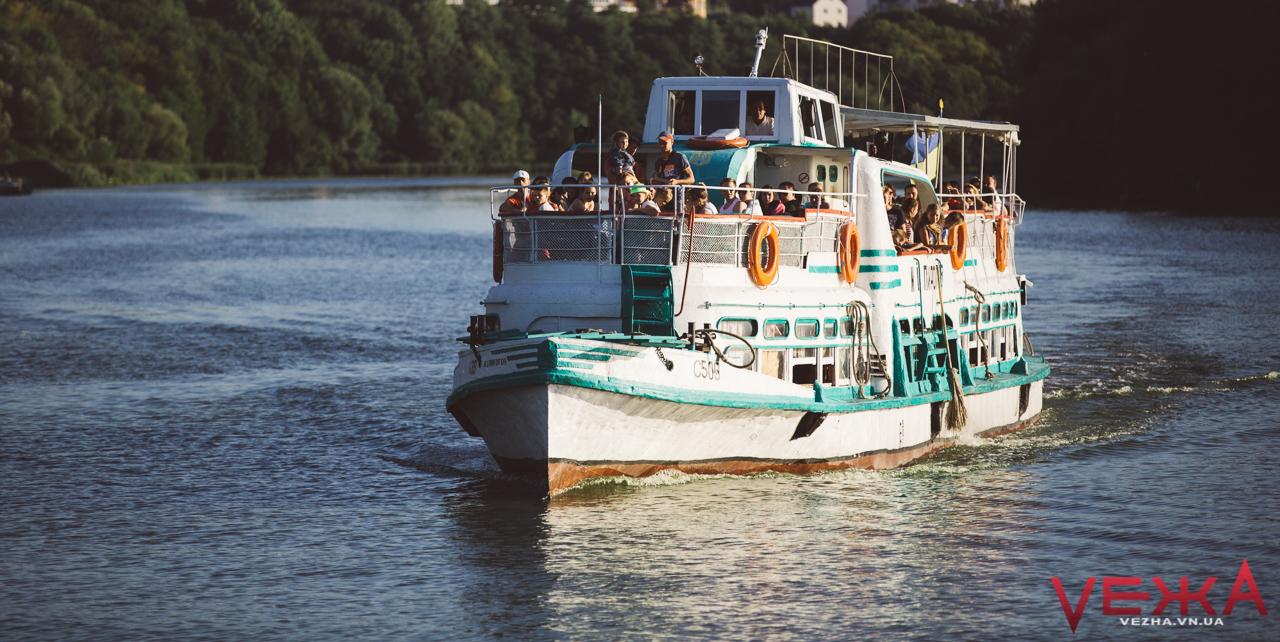 У Вінниці може з'явитися річковий трамвай і вантажні перевезення баржами
