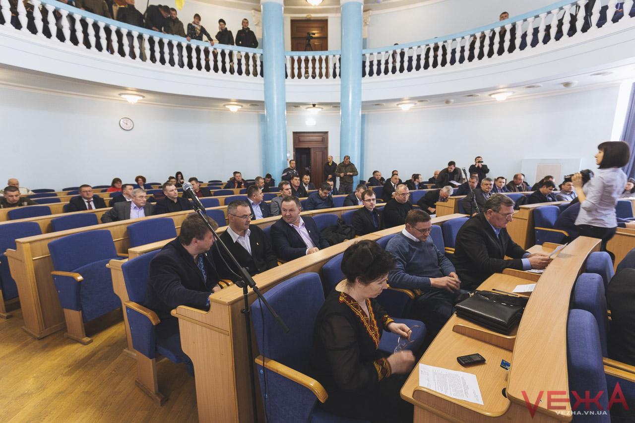 Вінниччина може не отримати гранти на розвиток культури: депутати облради не ухвалили створення Центру культурних ініціатив