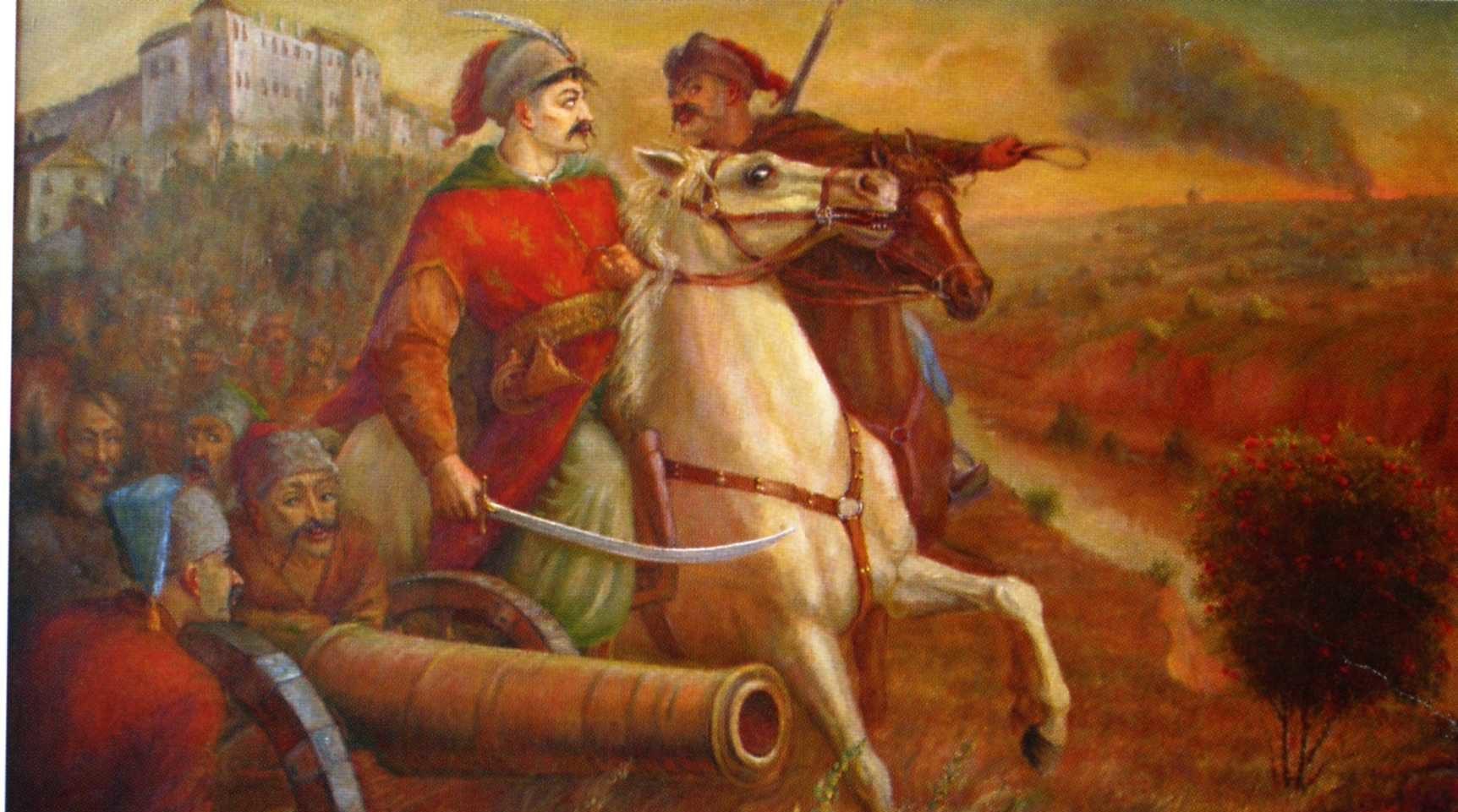 Два дні та шість міст: вінничан кличуть на подорож-екскурсію, присвячену Івану Богуну