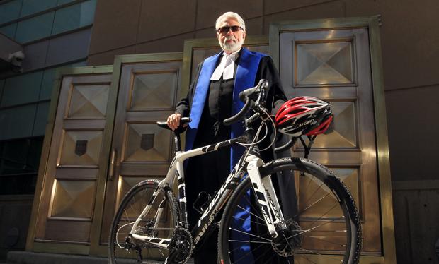 У Вінниці судді влаштують велопробіг, аби популяризувати власну професію